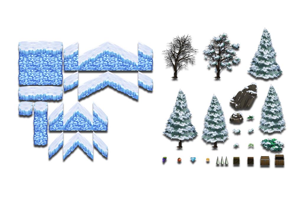 ludicarts_snow_mountains_platform_tileset_3