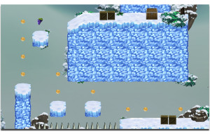 snowy mountains tileset 4