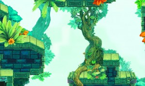Mayan Temple - Platformer Tileset 3