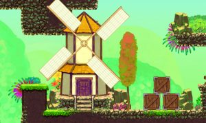 game tileset the old windmil image4